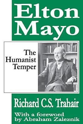 Elton Mayo PDF