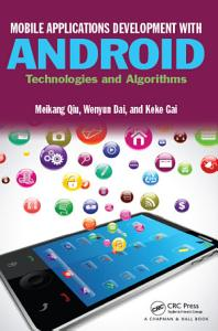 Mobile Applications Development with Android PDF
