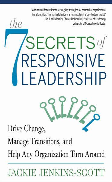 Download The 7 Secrets of Responsive Leadership Book