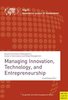 Managing Innovation  Technology  and Entrepreneurship