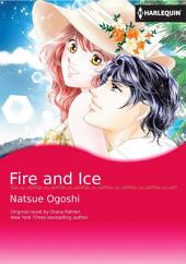 FIRE AND ICE: Harlequin Comics