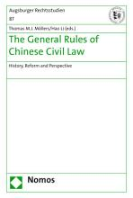The General Rules of Chinese Civil Law PDF