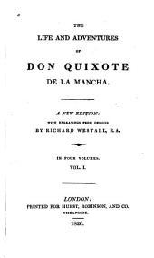 The Life and Adventures of Don Quixote de la Mancha: Volume 1