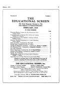 Educational Screen