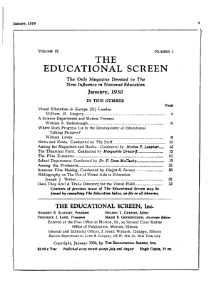 Educational Screen PDF