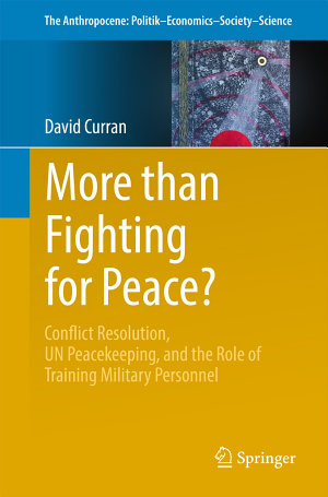 More than Fighting for Peace