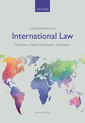 Cases and Materials on International Law PDF