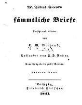 Sämmtliche briefe: Bände 10-12