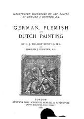German, Flemish and Dutch Painting