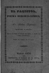 El Facistol: poema heroico-comico