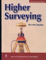 Higher Surveying PDF
