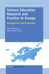 Science Education Research And Practice In Europe Book PDF
