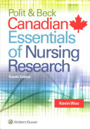 Canadian Essentials of Nursing Research PDF