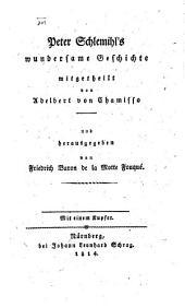 Peter Schlemiehls wundersame Geschichte