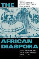 The African Diaspora PDF