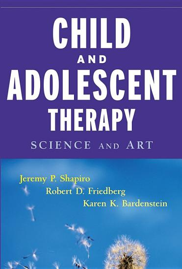 Child and Adolescent Therapy PDF
