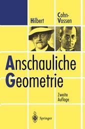 Anschauliche Geometrie: Ausgabe 2