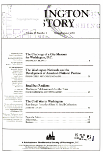 Washington History PDF