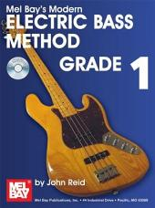 Modern Electric Bass Method Grade 1