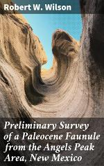 Preliminary Survey of a Paleocene Faunule from the Angels Peak Area, New Mexico