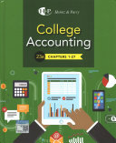 College Accounting  Chapters 1 27