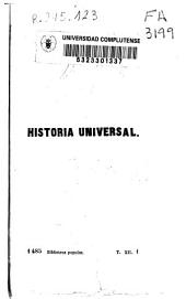 Historia universal: (487 p.)