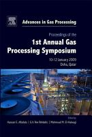 Proceedings of the 1st Annual Gas Processing Symposium PDF
