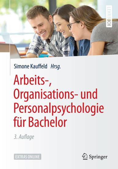 Arbeits   Organisations  und Personalpsychologie f  r Bachelor PDF