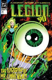 L.E.G.I.O.N. (1989-) #21