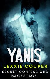 Secret Confessions: Backstage – Yanis (Novella)