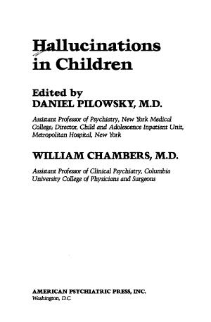 Hallucinations in Children