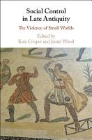 Social Control in Late Antiquity PDF