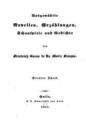 Ausgewählte werke: Bände 11-12