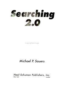 Searching 2 0 PDF