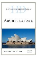 Historical Dictionary of Architecture PDF