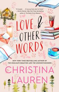 Love and Other Words Book