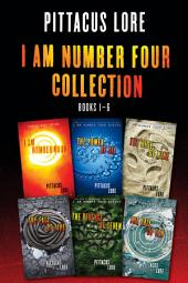 I Am Number Four Collection: Books 1-6: I Am Number Four, The Power of Six, The Rise of Nine, The Fall of Five, The Revenge of Seven, The Fate of Ten