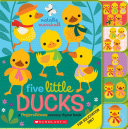 Five Little Ducks Book