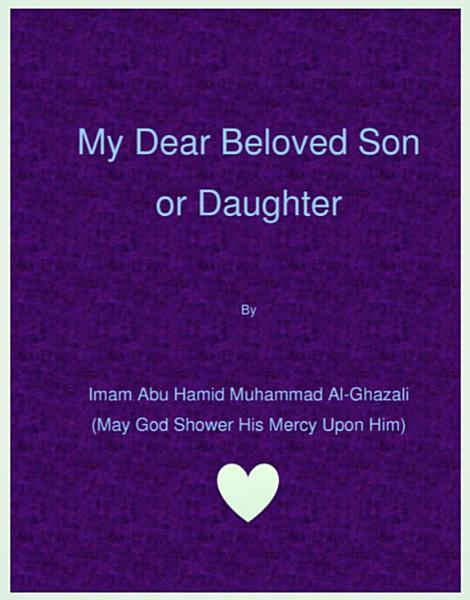My Dear Beloved Son or Daughter