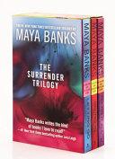 The Surrender Trilogy Set