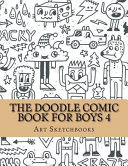 The Doodle Comic Book for Boys 4