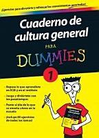 Cuaderno de cultura general para Dummies 1 PDF
