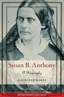 Susan B  Anthony