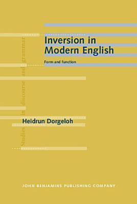 Inversion in Modern English PDF