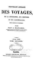 Nouvelles annales des voyages: Volumes1à4;Volumes149à152