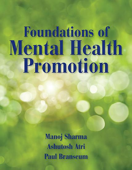 Foundations of Mental Health Promotion PDF