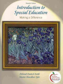 Introduction to Special Education PDF