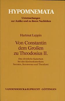 Von Constantin dem Grossen zu Theodosius II  PDF