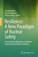 Resilience  A New Paradigm of Nuclear Safety PDF