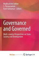 Governance and Governed PDF